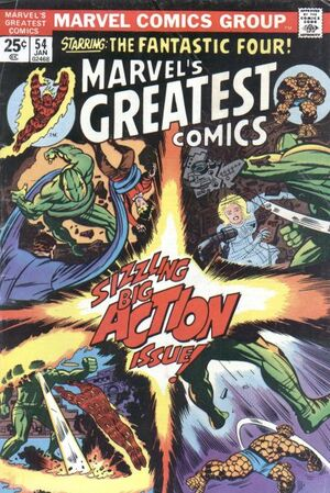 Marvel's Greatest Comics Vol 1 54