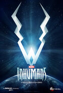 Marvel's Inhumans poster 001