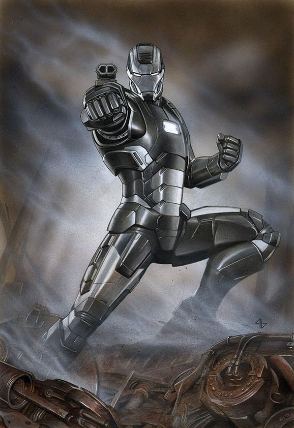 Marvel's Iron Man 3 Prelude Vol 1 1 Regals Cinema Variant Textless