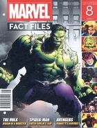Marvel Fact Files Vol 1 8