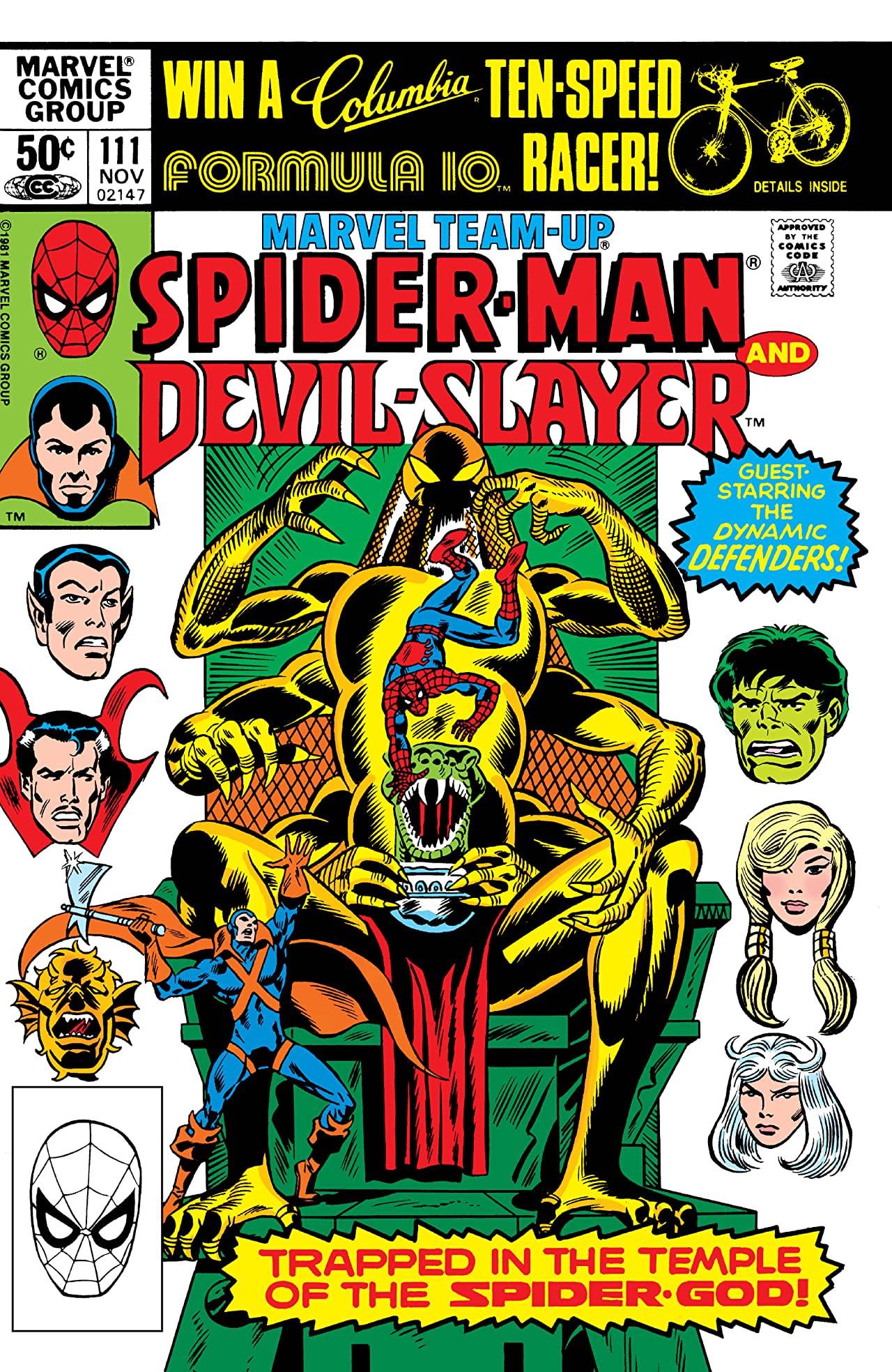 Marvel Team-Up Vol 1 111