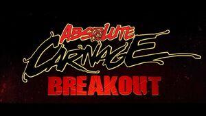 Marvel Ultimate Comics Absolute Carnage Season 1 1