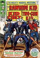 Mighty Marvel Western Vol 1 1