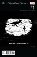 Moon Girl and Devil Dinosaur Vol 1 1 Hip-Hop Variant