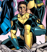 Neal Shaara (Earth-616) from New X-Men Vol 1 132