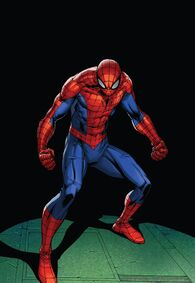 Peter Parker (Earth-616) from Superior Spider-Man Vol 1 30