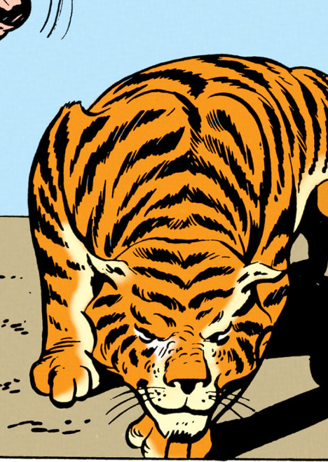 Rajah (Earth-616) from Amazing Spider-Man Vol 1 49 001