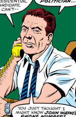 Ronald Reagan (Earth-616) from Fantastic Four Vol 1 178 001