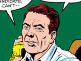 Ronald Reagan (Earth-616)