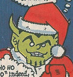 Santa Claus (Skrull) (Earth-77640) from Marvel Age Vol 1 85 0001