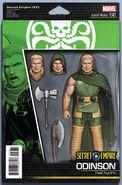 Secret Empire Vol 1 3 Action Figure Variant