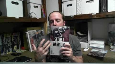 Peteparker/Secret Warriors 27 Review by Peteparker 3 out of 5