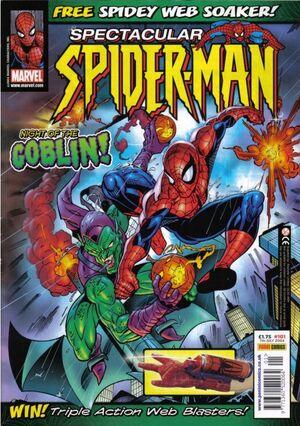 Spectacular Spider-Man (UK) Vol 1 101