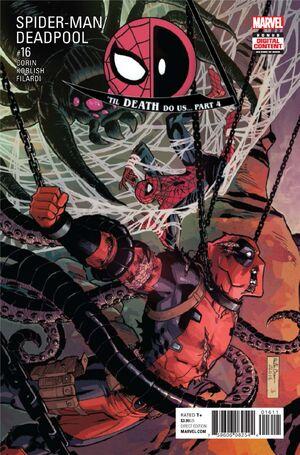 Spider-Man Deadpool Vol 1 16