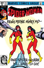 Spider-Woman Vol 1 25