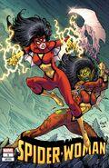 Spider-Woman Vol 7 1 Villain Variant