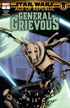 Star Wars Age of Republic - General Grievous Vol 1 1