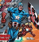 Steven Rogers (Earth-14101) from Avengers Assemble Featuring Captain Citrus Vol 1 1