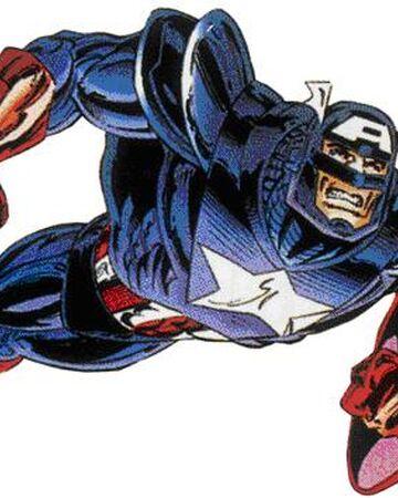 Captain America's Exoskeleton | Marvel Database | Fandom