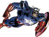 Captain America's Exoskeleton