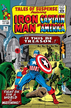 Tales of Suspense Vol 1 70