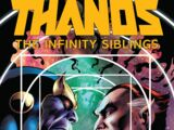 Thanos: The Infinity Siblings Vol 1 1