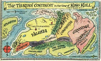 Thuria from Kull the Conqueror Vol 1 2 001