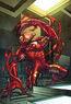Tony Stark Iron Man Vol 1 14 Carnage-ized Variant Textless