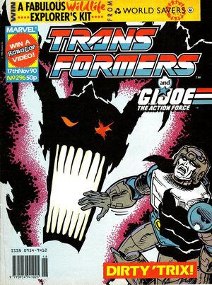 Transformers (UK) Vol 1 296