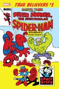 True Believers Marvel Tails Starring Peter Porker, The Spectacular Spider-Ham Vol 1 1