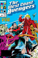 West Coast Avengers Vol 2 36