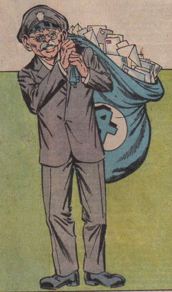 William Lumpkin (Earth-616) from Official Handbook of the Marvel Universe Vol 3 4 001