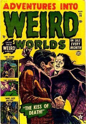 Adventures into Weird Worlds Vol 1 16