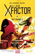 All-New X-Factor TPB Vol 1 1 Not Brand X
