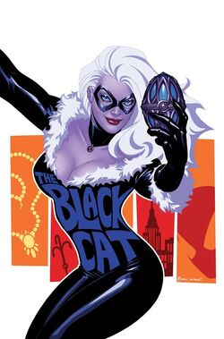 Amazing Spider-Man Presents Black Cat Vol 1 1 Textless