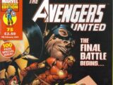 Avengers United Vol 1 75