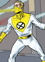 Axel Cluney (Earth-616) from Giant-Size X-Statix Vol 1 1 002