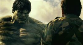 Bruce Banner (Earth-199999) and Emil Blonsky (Earth-199999) from The Incredible Hulk (2008 film) 0001