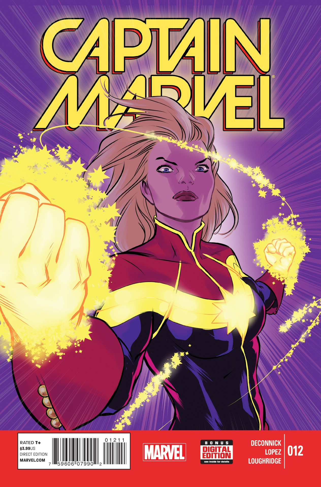 captain marvel vol 8