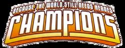 Champions Vol 3 Logo
