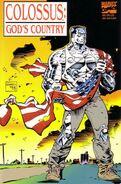 Colossus Gods Country Vol 1 1