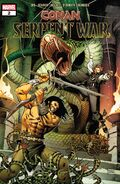 Conan Serpent War Vol 1 2