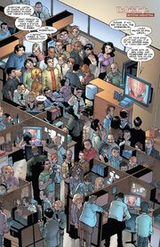 Daily Bugle (Front Line) (Earth-616) from Superior Spider-Man Vol 1 16 001