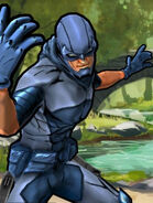 Damon Ryder (Earth-TRN461) from Spider-Man Unlimited (video game) 002