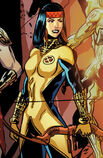 Danielle Moonstar (Earth-616) from Fearless Defenders Vol 1 12 001