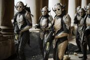 Dark Elves from Thor The Dark World 0001