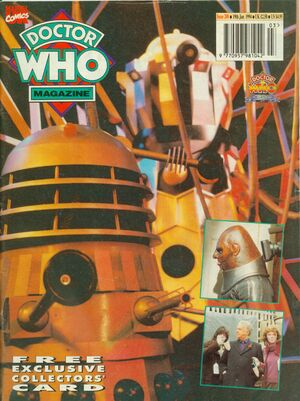 Doctor Who Magazine Vol 1 208