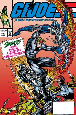 G.I. Joe A Real American Hero Vol 1 151