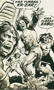 Hill-Forest People (Earth-616) from Savage Tales Vol 1 8 001