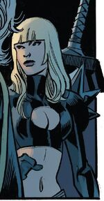 Illyana Rasputina (Prime) (Earth-61610) from Ultimate End Vol 1 3 001